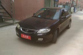 海马-海福星 2009款 1.6L 手动舒适GLX