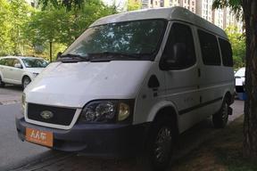 福特-经典全顺 2009款 2.4L汽油多功能型短轴中顶4G64S4N