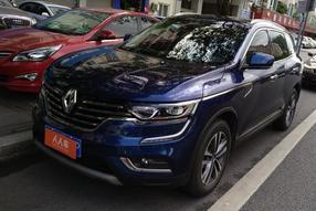 雷诺-科雷傲 2018款 2.5L 四驱旗舰版