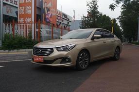 广汽传祺-传祺GA6 2015款 1.8T DCT尊贵型
