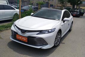 丰田-凯美瑞 2018款 双擎 2.5HG 豪华版