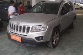 Jeep-指南者(进口) 2011款 2.4L 四驱豪华版