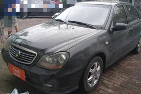 吉利汽车-自由舰 2006款 1.3L 经典标准型