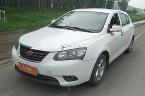 吉利汽车-经典帝豪 2012款 两厢 1.5L 手动超悦型