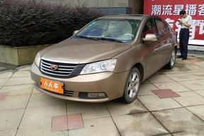 吉利汽车-经典帝豪 2009款 三厢 1.8L 手动豪华型