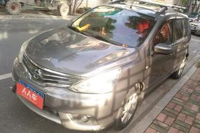 日产-骊威 2013款 1.6XL CVT豪华版