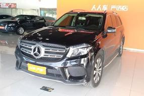 奔驰-奔驰GLS 2018款 GLS 400 4MATIC动感型