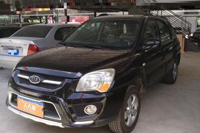 起亚-狮跑 2011款 2.0L 自动两驱版GL
