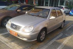 吉利汽车-自由舰 2011款 1.5L 手动运动型