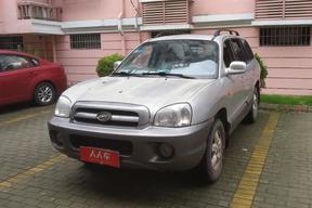 华泰-圣达菲经典 2006款 2.7L 汽油自动四驱豪华型