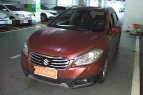 铃木-锋驭 2014款 1.6L CVT两驱精英型