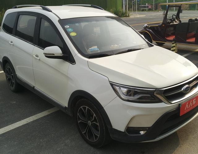 开瑞K60 2017款 1.5L 手动 旗舰型 (国Ⅴ)