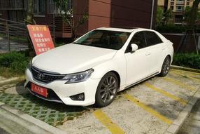 丰田-锐志 2013款 2.5V 尚锐导航版