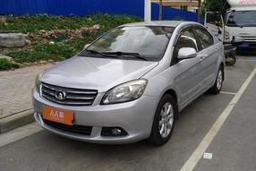 长城-长城C30 2012款 1.5L 手动豪华型