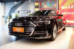奥迪-奥迪A8 2019款 Plus A8L 50 TFSI quattro 舒适型