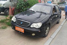 吉利汽车-自由舰 2007款 1.3L 基础型