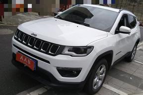 Jeep-指南者 2019款 200T 自动家享四驱-互联大屏版