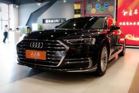 奥迪-奥迪A8 2019款 A8L 50 TFSI quattro 舒适型