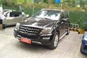 奔驰-奔驰M级 2010款 ML 350 4MATIC豪华型特别版