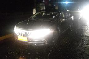 吉利汽车-博瑞 2017款 1.8T 旗舰4G版
