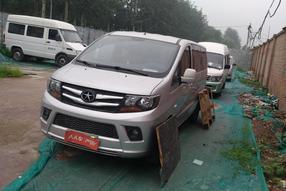 江淮-瑞风M3 2015款 创客版 1.6L 豪华智能型