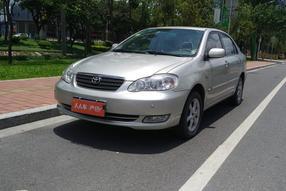 丰田-花冠 2005款 1.8L 自动周年特装版