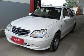 吉利汽车-自由舰 2012款 1.0L 手动进取型