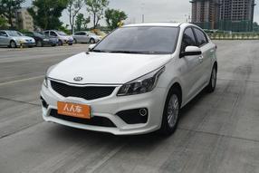 起亚-起亚K2 2017款 三厢 1.4L MT GLS