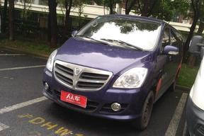 福田-蒙派克E 2010款 2.4L财富快车标准版M240L特别版4G64
