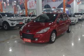 标致-标致307 2012款 两厢 1.6L 自动舒适版