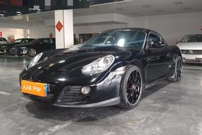 保时捷-Cayman 2012款 Cayman Black Edition 2.9L
