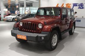 Jeep-牧马人 2009款 3.8L Rubicon 四门版