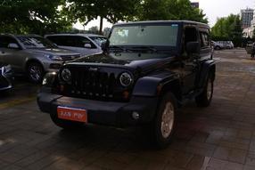Jeep-牧马人 2012款 3.6L Sahara 两门版