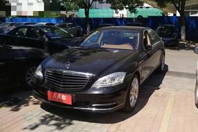 奔驰-奔驰S级 2012款 S 400 L HYBRID Grand Edition
