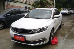 吉利汽车-帝豪GL 2017款 1.3T DCT尊贵型