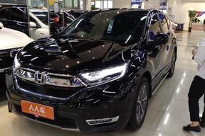 本田-本田CR-V 2019款 锐·混动 2.0L 两驱净速版