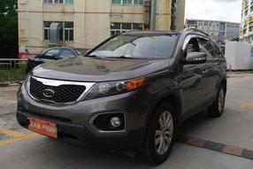起亚-索兰托 2012款 2.4L 汽油舒适版