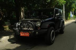 Jeep-牧马人 2011款 3.8L Rubicon 两门版