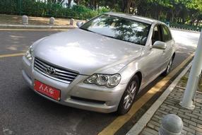 丰田-锐志 2007款 2.5S 真皮天窗版
