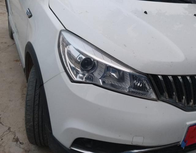 开瑞K50 S 2017款 1.5L 自动 豪华型 (国Ⅴ)