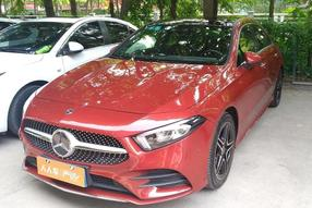 奔驰-奔驰A级 2019款 A 200 L 运动轿车