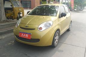 瑞麒-瑞麒M1 2010款 进化版 1.3L AMT豪华型