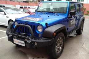 Jeep-牧马人 2012款 3.6L Sahara 四门版