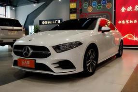 奔驰-奔驰A级 2019款 A 180 L 运动轿车