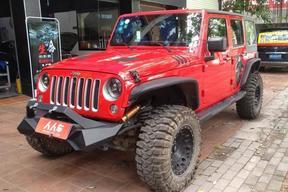 Jeep-牧马人 2015款 2.8TD Sahara 四门版