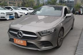 奔驰-奔驰A级 2020款 A 180 L 运动轿车