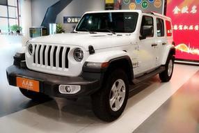 Jeep-牧马人 2019款 2.0T Sahara 四门炫顶版