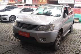 陆风-陆风X8 2011款 2.5T 柴油4X4豪华型