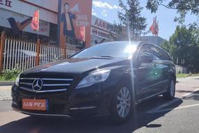 奔驰-奔驰R级 2014款 R 320 4MATIC 商务型