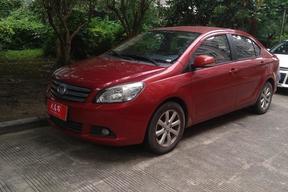 长城-长城C30 2012款 1.5L CVT豪华型
